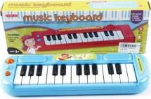 Мини пианино, цвета МИКС