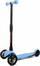 Самокат Buggy Boom Alfa Model 3-х колесный, голубой
