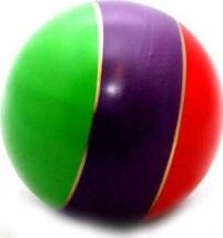 Мяч d=125 мм средний