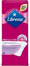 Ежедневные прокладки Libresse Dailyfresh Plus Long 26 шт