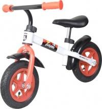 Беговел Moby kids KidRun 10 с надувными колесами красный