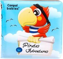 Книжка-пищалка для ванны Canpol