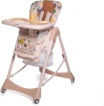 Стульчик для кормления Baby Care Love Bear Светло-бежевый 18 (Light beige 18)