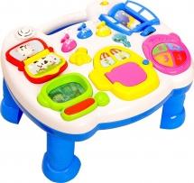 Развивающий столик 2 в 1 Забияка Домик