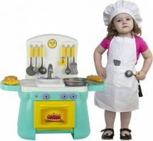 Игровой набор Совтехстром Моя кухня с костюмом повара