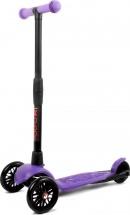 Самокат Buggy Boom Alfa Model 3-х колесный, фиолетовый