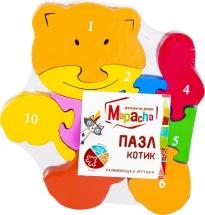 Пазл Mapacha Котик