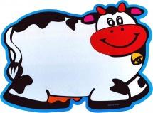 Доска для рисования Зоопарк, маркер в комплекте, цвет микс