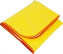 Клеенка Курносики 48х68 см, желтый