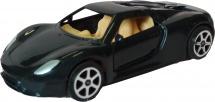 Машинка Little Zu Porsche, черный