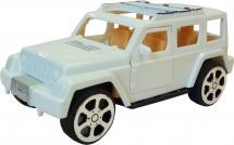 Машинка Little Zu Jeep, белый