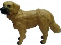 Фигурка Little Zu Домашние животные Золотистый ретривер