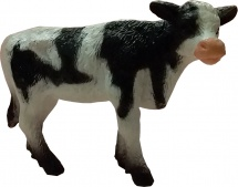 Фигурка Little Zu Домашние животные Корова