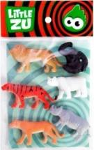 Фигурка Little Zu Набор Дикие животные №1