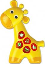 Развивающая игрушка Азбукварик Жирафик
