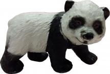Фигурка Little Zu Дикие животные Малыш Панда