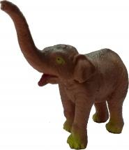 Фигурка Little Zu Дикие животные Слоненок
