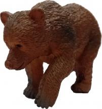 Фигурка Little Zu Дикие животные Медвежонок
