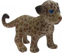 Фигурка Little Zu Дикие животные Леопард