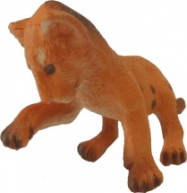 Фигурка Little Zu Дикие животные Пума