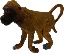 Фигурка Little Zu Дикие животные Обезьяна
