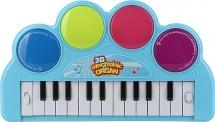 Пианино со световыми эффектами