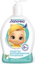 Средство для подмывания младенцев Лапочка 300 мл 0+