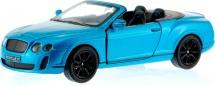 Машинка Kinsmart Bentley Continental, синий