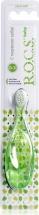 Зубная щетка ROCS от 0 до 3 лет, зеленая
