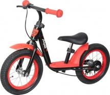 Беговел Moby kids KidRun 12 с надувными колесами красный