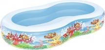 Бассейн BestWay Подводный мир 262х157х46 см 54118