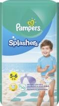 Трусики для плавания Pampers Splashers 5-6 (14+ кг) 10 шт