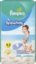 Трусики для плавания Pampers Splashers 4-5 (9-15 кг) 11 шт
