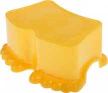 Табурет-подставка Ора Солнечный, желтый