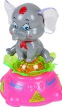 Слоник-циркач свет звук, 296-18