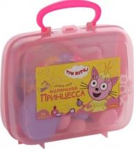 Набор Полесье Три Кота Принцессы (в чемоданчике)