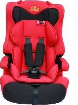 Автокресло Actrum 9-36 кг Red/Black