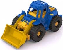 Трактор Нордпласт Дон, синий