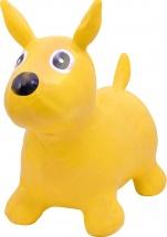 Прыгун Собачка, желтый