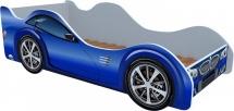 Кровать-машинка Кроватка 5 БМВ синяя