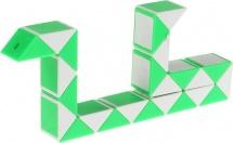 Головоломка Змейка, зелёный