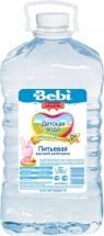 Вода детская Bebi 5 л