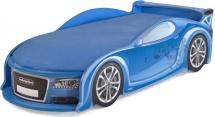 Кровать-машина UNO Ауди-А4, синий
