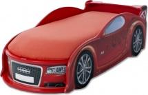 Кровать-машина UNO Ауди-А4, красный