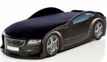 Кровать-машина UNO БМВ-М, черный