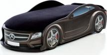 Кровать-машина UNO Мерседес-М, черный