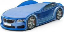 Кровать-машина UNO БМВ-М, синий