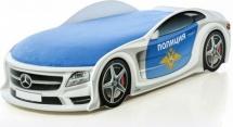 Кровать-машина UNO Мерседес-М, Полиция