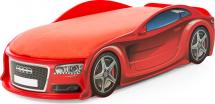 Кровать-машина UNO Ауди-А6, красный