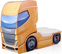Кровать-грузовик Мебелев Скания+1, манго